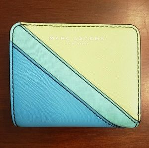 Marc Jacobs Tri-colored Wallet